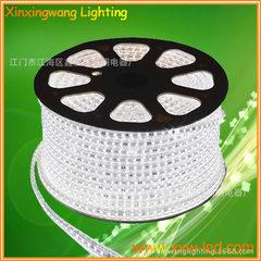 Flexible strip light 220V 5050 LED high and low pr 3500 k (warm white)