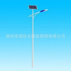 太阳能路灯价格 新农村 led30W太阳能路灯 户外5米太阳能灯