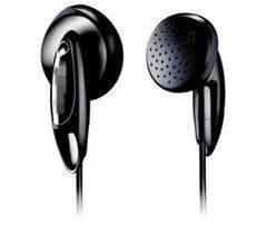 适用于飞利浦 PHILIPS--1360耳机    MP3音乐耳机 黑色