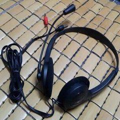 特价头戴式有线耳机 网吧耳机 礼品耳机 带麦带海绵 低价促销