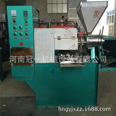 厂家供应多功能螺旋榨油机 冷热两用榨油 河南榨油机配件