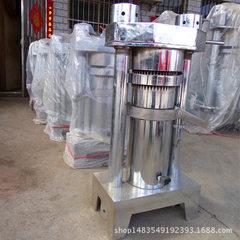 现货供应芝麻榨油机 车载移动式香油机 不锈钢韩式榨油设备