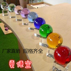 Crystal ball manufacturer customized crystal ball  8 mm