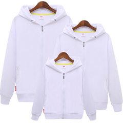 Spring 2018 new style weiyi women`s cardigan Korea white Children S / 90