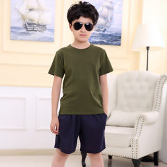 Children adult camouflage clothing physical wear s green 100