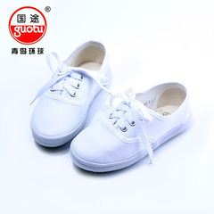 Supply white ball shoes tennis shoes pure white la white 35