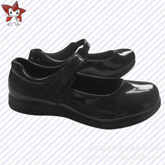 Hell girl COS shoes Japanese school uniform school Japanese girl`s shoes 35