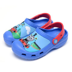 Manufacturer direct sale of new boy sandal summer  blue Within 6 to 7 = 15 cm long