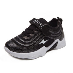 Children`s running shoes new style boys` net shoes black 27 yards / 17cm in length
