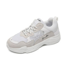 Han luins super hot shoes 2018 super light couple  white 35 (female)