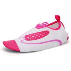 Swimming shoes outdoor wading shoes beach shoes yo Mei red 35 and 36