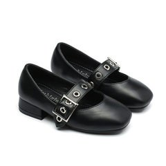 Special spring Korean version of children`s shoes  black 26