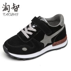 Spring 2018 children`s casual shoes fashion childr black 22