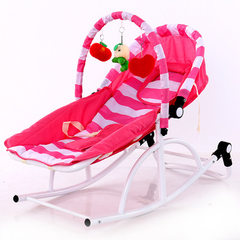 Manufacturer direct selling baby cradle basket mul pink Configuration 1