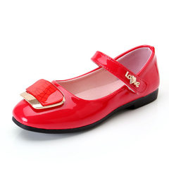 Children`s shoes children`s shoes 2018 spring and  red 26