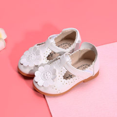 Children`s shoes princess shoes 2017 spring female white 21