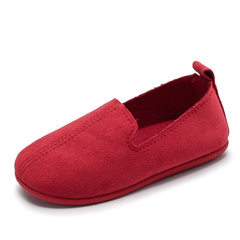 2018 spring new style children`s shoes fashion pri red 22