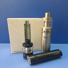 Big ares S e-cigarette suit second small ares 2 ge Stainless steel