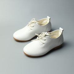 Children`s shoes 2018 spring new girls` casual sho white 26