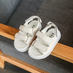 Summer 2018 boys` and girls` sandal with running h White 669 15-19 yards (5 pairs for each hand)