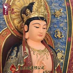 Guanyin Buddha guanyin Buddha statue resin 3.46 m  Avalokitesvara.