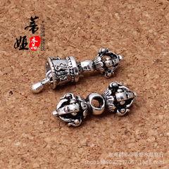 Wholesale vintage Tibetan silver Nepal jewelry tan vajra