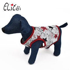 Ellie pet clothing wholesale vest clothing pet sum l