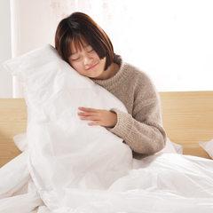 出差旅行便携一次性睡袋无纺布隔脏睡袋酒店宾馆隔脏床上隔脏用品 隔脏睡袋(单人)