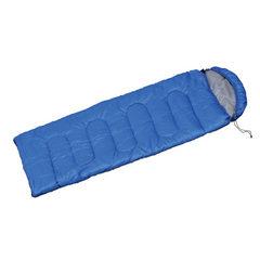 厂家直销 单人带帽睡袋超轻防寒户外露宿现货 迷彩