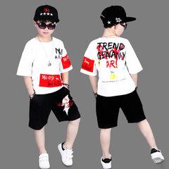 2018 new summer children`s wear children`s street  white 180 cm