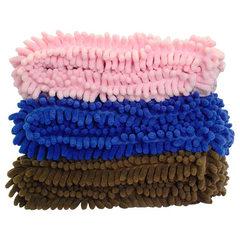 Pet suction towel cat dog bath towel teddy cat bat Pink trumpet