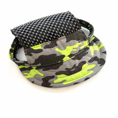 Pet supplies cool pet hats pet clothes accessories Camouflage net cloth s