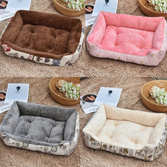 Factory direct sale dog kennel cat kennel pet supp brown S - 60 * 45