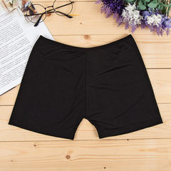 Manufacturer`s direct selling safety pants to prev Plain black mouth All code