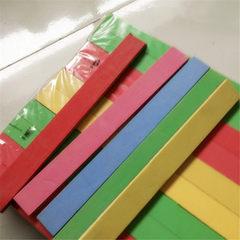 渔具批发,泡沫加木彩色子线板,仕挂板 混合色 3*27每包一百个