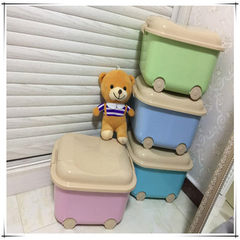 Factory direct sale children`s toy box cartoon bel Mixed color outfit 35 x25x21