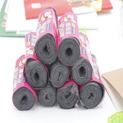 垃圾袋厂家直销垃圾袋加厚型黑色垃圾袋一次性用品义乌百货A 5卷包70个左右定制
