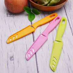 Ceramic knife set fruit knife baby food supplement KT model