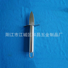 Manufacturer wholesale stainless steel oyster knif 15 cm