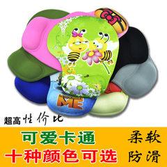 厂家直销广告橡胶护腕垫/定做护腕广告鼠标垫/来图定制加工/批发 230*200*2mm单色