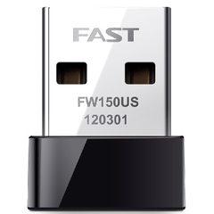 迅捷 FW150US 150M 超小迷你型 台式机USB 无线网卡wifi接收器