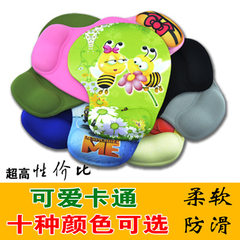 Manufacturer direct selling advertising rubber wri 230 * 200 * 2 mm single color