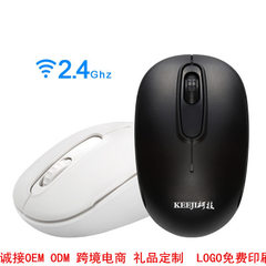 Cortech wireless mouse 2.4g wireless photoelectric white