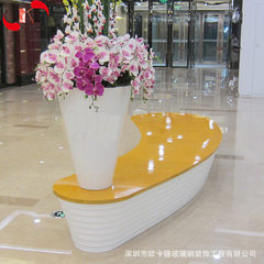 Market leisure mei-chen creative chair flowerpot c The seat