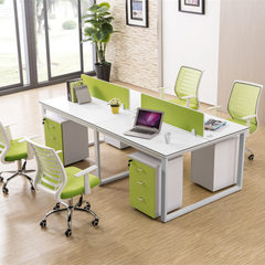 Shenzhen simple office furniture combination offic Double seating (excluding counter chairs)