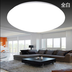 Wholesale led ceiling lamp modern simple acrylic l 26 cm, 12 watts of normal white light