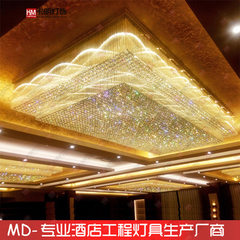 Customized non-standard engineering lamps hotel cl Other dimensions customized