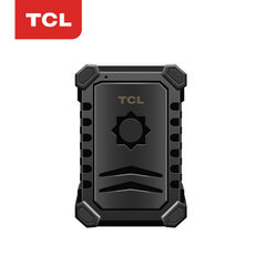 TCL car locator GPS satellite positioning tracker  1200 days standby + strong magnetic adsorption + binary positioning [card free]