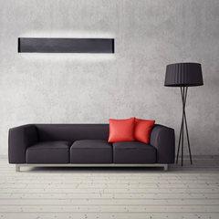 Light aluminum LED wall lamp easy to install wall  The white light