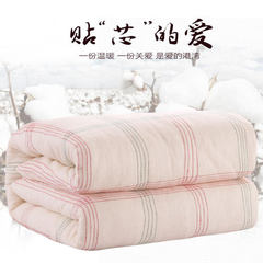 Cotton quilt thickening quilt core cover quilt war 90 * 200 11 kg